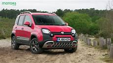 motors co uk fiat panda cross review