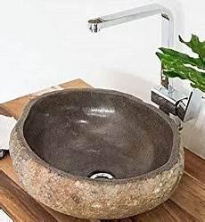 naturstein waschbecken erfahrungen wohnfreuden naturstein waschbecken 40 cm rund oval