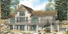 timber frame house plans with walkout basement normerica authentic timber frame the lanark 3522