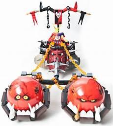 Nexo Knights Jestro Moc Nexo Jestro War Wagon Wip Lego