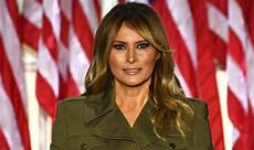 where is melania trump former first lady flees as donald