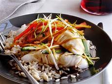 asian steamed fish recipe food network kitchen food network