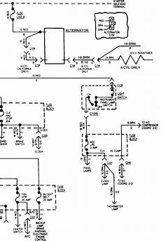 1985 cj7 fuse diagram i a 1984 jeep cj7 last time it ran was in a heavy rainstorm not had anything