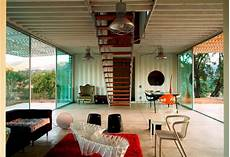container haus innen modern container home