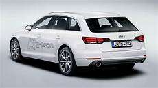 2017 audi a4 avant g can run on gas and