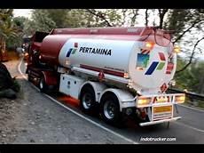 truk tangki pertamina compilation part 1 youtube