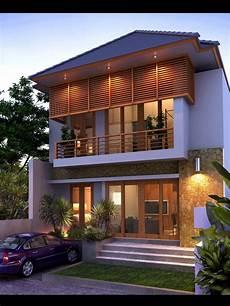 Desain Rumah Minimalis 2 Lantai Type 120 Gambar Foto