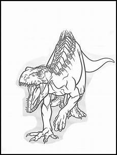 Malvorlagen Jurassic World Revdl Jurassic World Kleurplaten Printen 35