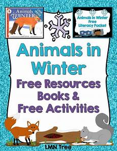 animals in winter worksheets for kindergarten 14199 lmn tree animals in winter free resources free activities and great books for read alouds
