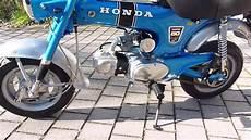 Honda St 50 G Dax 6 Volt Scheunenfund Ii Nach Der