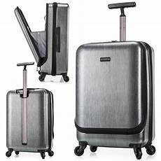 polycarbonate pc am 233 ricaine marque bagages avec une poche