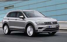 2017 Volkswagen Tiguan Australian Specs Confirmed 162tsi