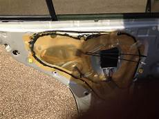 manual repair autos 2000 volkswagen eurovan lane departure warning replace door lock actulator 2002 lexus rx diy how to fix door lock actuator with pictures