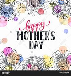 mothers day photo card templates free s day greeting vector photo free trial bigstock