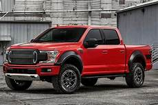 2019 ford f 150 rtr truck gets mild road