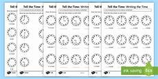 time worksheets differentiated 2965 year 1 tell and write the time differentiated worksheet