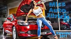 Miss Auto Z 252 Rich 2017 Kalender