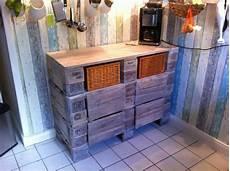 küche selber bauen aus europaletten pallet kitchen cabinet small cupboard pallet