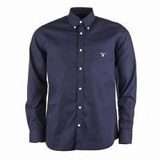chemise regular fit bleu marine homme gant 224 prix d 233 griff 233