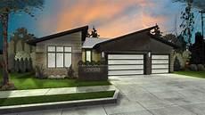 1 story modern house plan hinshaw