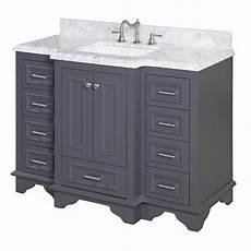 kitchen bath collection kbc nantucket 48 quot single bathroom vanity set reviews