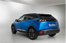 New Peugeot 2008 Revealed As More Grown Up Crossover Suv