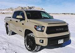 2018 Toyota Tacoma Diesel Review And Price  Cars