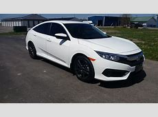 Official TAFFETA WHITE Civic Thread   2016  Honda Civic