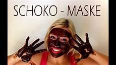 Maske Selber Machen - schoko maske selber machen