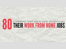 at home jobs hiring immediately