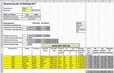 excel aufgaben zur insolvenzgeldumlage