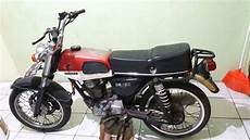 Gl 125 Modif by Honda Gl 125 Modifikasi Pecinta Dunia Otomotif