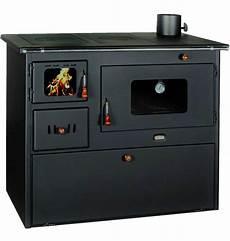 cucina a legna con forno cucina a legna in acciaio quot 50 quot con forno a legna kw 16