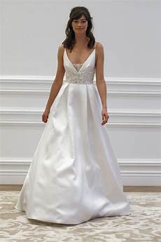 Gown Wedding Dresses With Straps spaghetti wedding dresses new spaghetti
