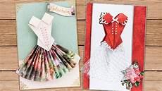 Ideen Mit Herz Korsage Aus Faltpapier Origami Kleid