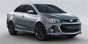 2018 Chevrolet Sonic Prices  New 4dr