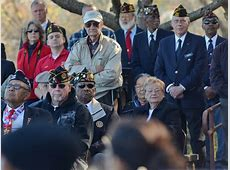 Veterans from five local posts sponsor the annual event.