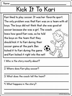 ask and answer questions rl1 1 first grade reading comprehension reading comprehension
