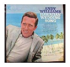 hawaiian wedding song andy williams covers