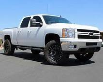 2010 Chevy Silverado 2500 HD Duramax LT Lifted With A BDS