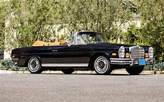 1971 mercedes 280 se 3 5 cabriolet gooding company