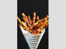 sweet and spicy oven fries_image
