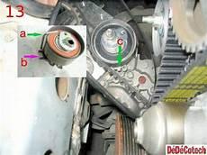 courroie de distribution clio 2 1 2 essence remplacement pompe a eau twingo 1 2 16v sur les