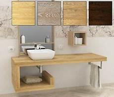 mensola bagno appoggio lavabo mensola lavabo a g in legno massello su misura spessore 5