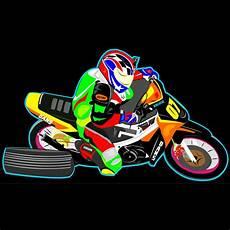 Gambar Kartun Racing Gambar Kartun