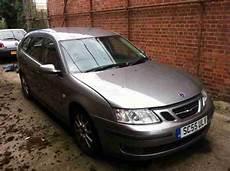 car repair manuals download 2006 saab 42072 interior lighting saab 2006 9 3 linear sport dt grey spares or repair car for sale