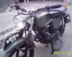 Modifikasi Gl 100 Klasik by Modifikasi Honda Gl 100 Neo Klasik Ali Madura