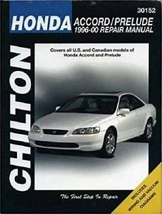 automotive repair manual 1997 honda prelude on board diagnostic system 1996 1997 1998 1999 2000 honda accord prelude repair