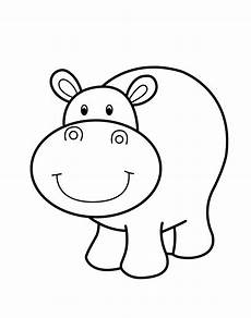 easy animals coloring pages 16976 easy coloring pages zoo animal coloring pages animal coloring pages easy coloring pages