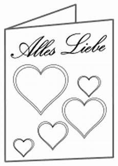 Vorlagen Herzen Malvorlagen Text Liebeskarten Zum Ausdrucken Und Ausmalen